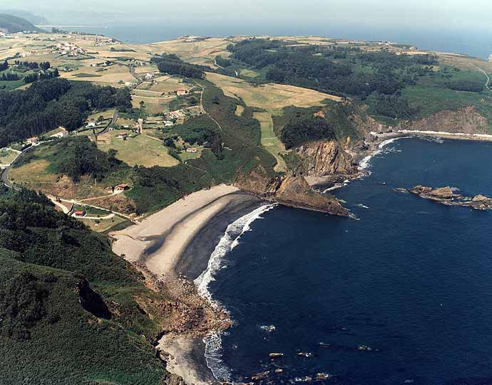 Resultado de imagen de playa de munielles