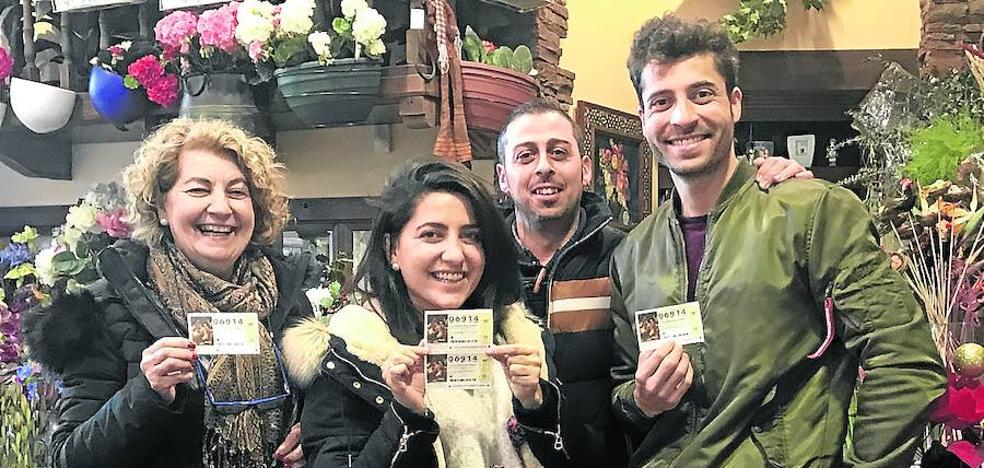 Lotería de Navidad 2017   El tercero deja 200.000 euros en Gijón