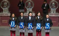 Sorteo de El Niño: el número anterior al primer premio deja 208.000 euros en La Felguera