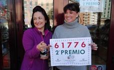Vendido en Lugones y Oviedo parte del segundo premio de El Niño