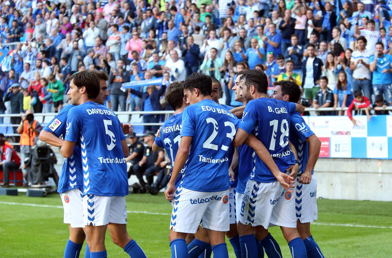 Real Oviedo 3-1 Albacete