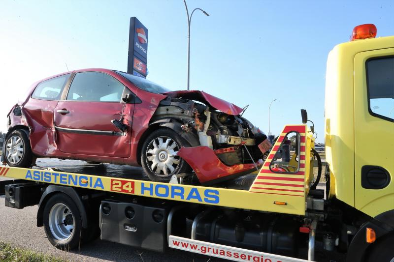 Accidente en la Y