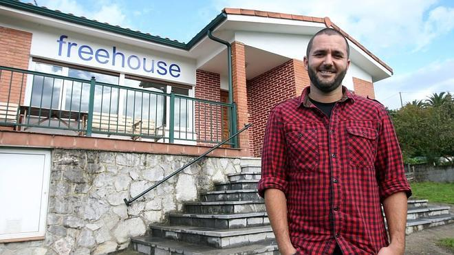 La 'Freehouse' se pone ruedas