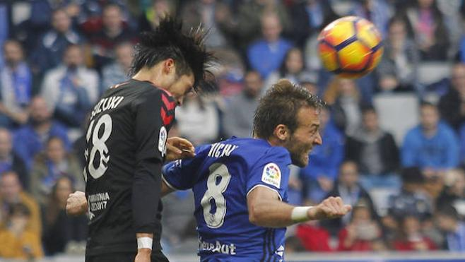 Directo: Nàstic - Real Oviedo (2-2)