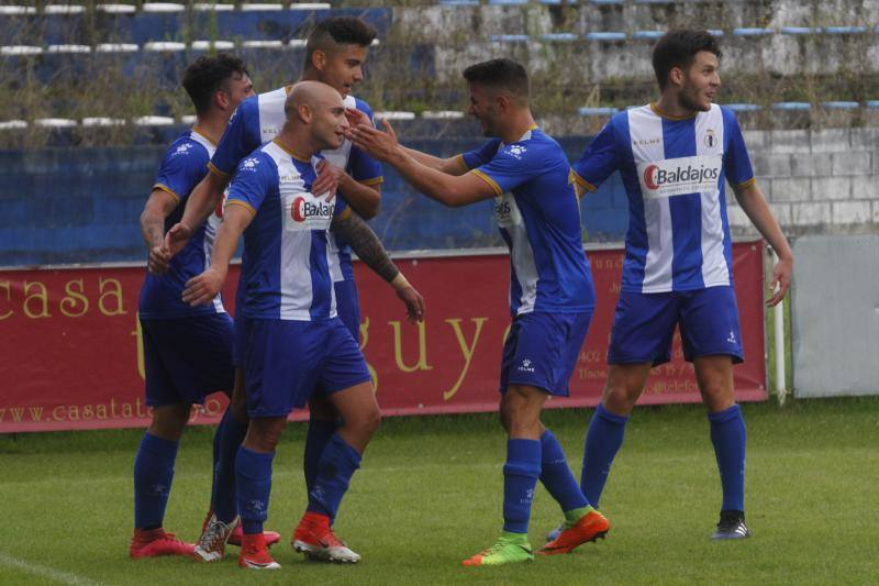 Real Avilés 2 - L'Entregu 1