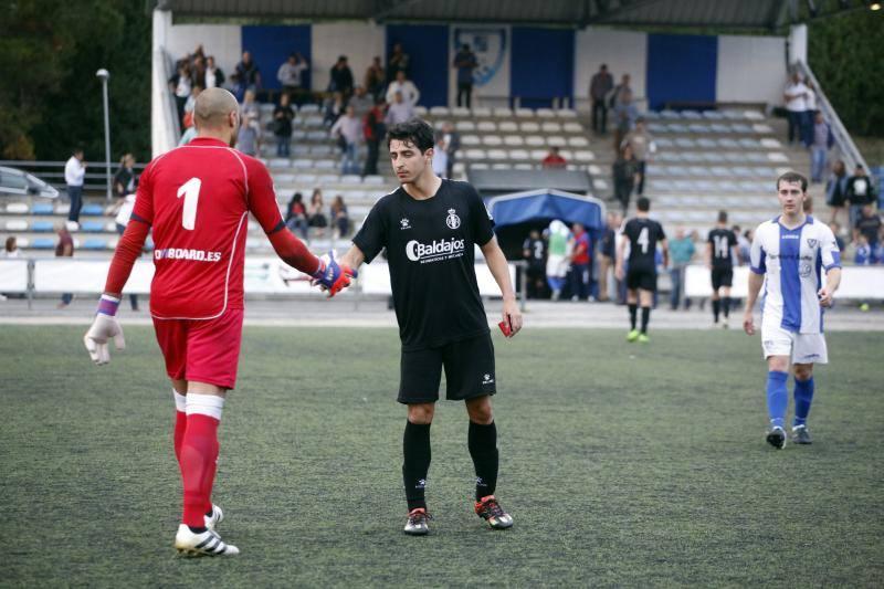 Lugones 1-0 Real Avilés