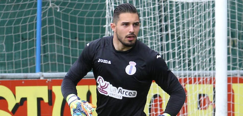 Lucas Anacker se va cedido al Burgos, de Segunda B