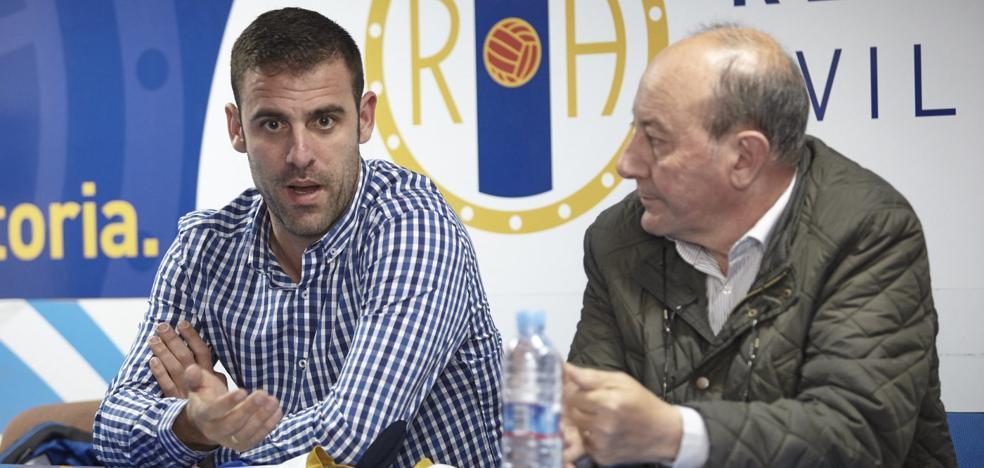 «Quiero que la afición del Real Avilés se divierta y se indentifique con el equipo»