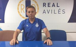 «Entrenar a un club como el Avilés es una oportunidad única para mí»