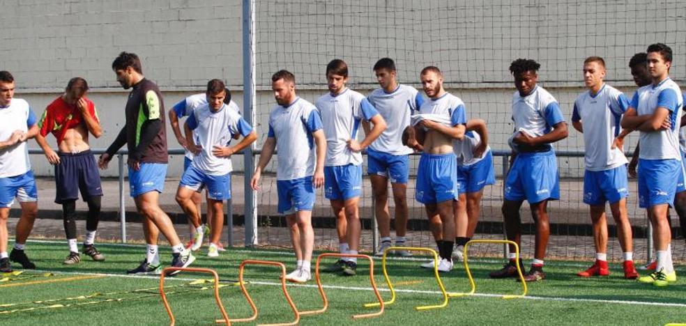 El Real Avilés ya puede tramitar las fichas de sus futbolistas