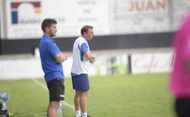 Real Avilés   «Sólo pensamos en ganar en casa el sábado»