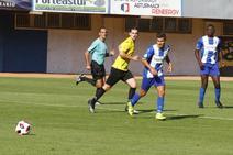 Real Avilés 0 - 1 L'Entregu, en imágenes