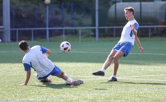 «Estoy preparado y ojalá pueda jugar el domingo en Llanera»