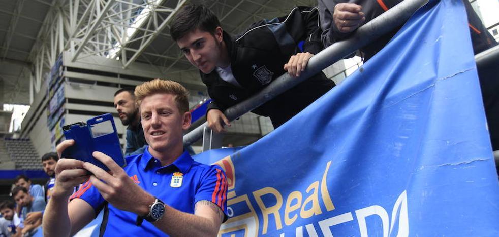 Mossa: «El Real Oviedo es un club con un prestigio impresionante»