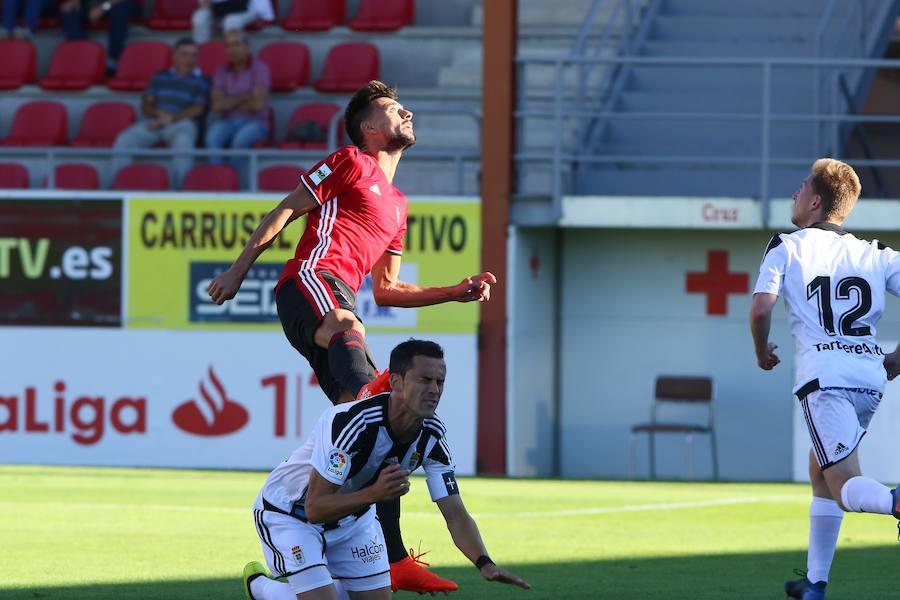 Mirandés 2 - Real Oviedo 2