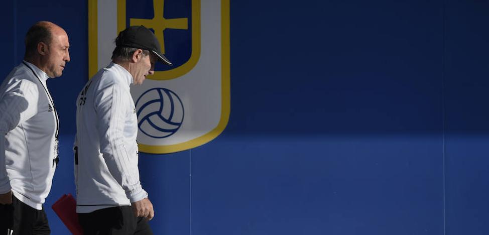 Real Oviedo | «Muero por estos colores, estoy donde soñaba estar»