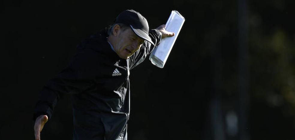 Real Oviedo | «Quiero un equipo que tenga personalidad y se mantenga durante los 90 minutos»