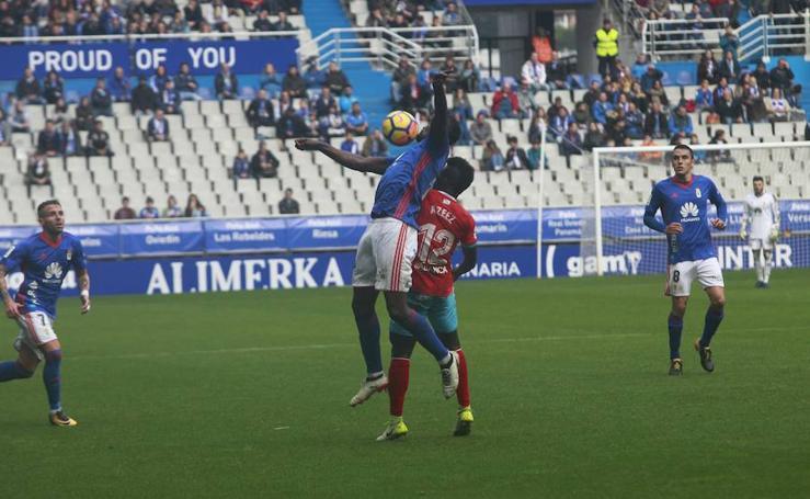 Real Oviedo 3 - 2 Lugo, en imágenes