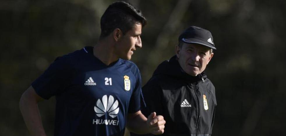 Real Oviedo | «Tenemos que llevar la iniciativa, es el camino a seguir»