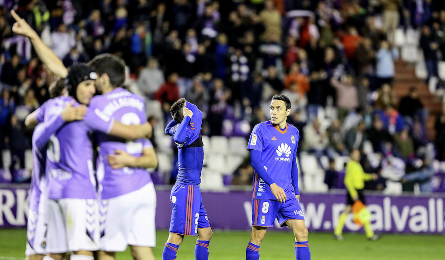 Valladolid 3-1 Real Oviedo