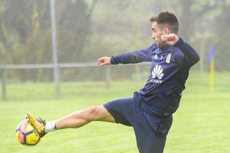 Entrenamiento del Real Oviedo (19/11)