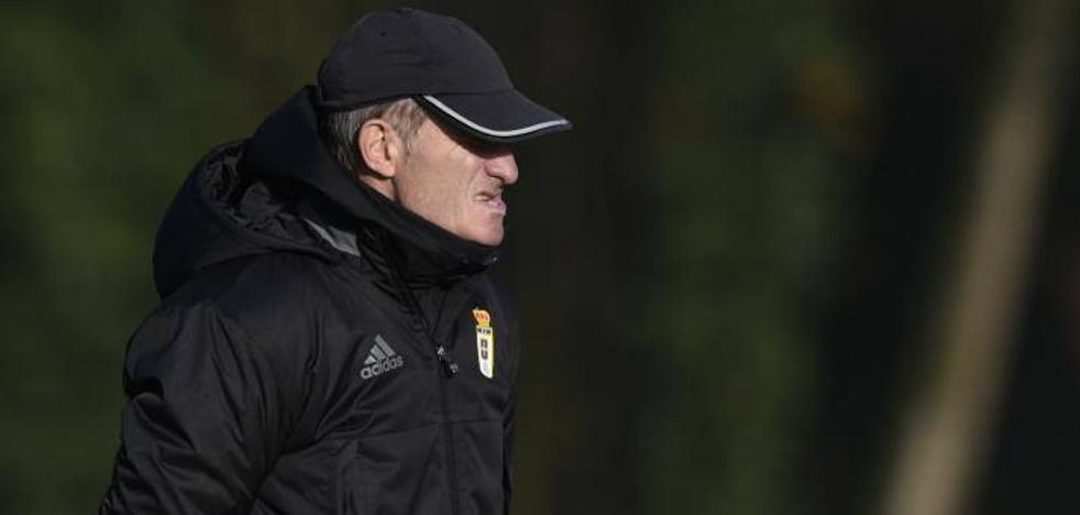 Real Oviedo | «Los puntos te hacen subir o bajar, pero lo que queremos es continuidad»