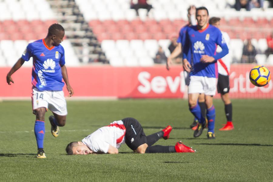Sevilla Atlético 0 - 1 Real Oviedo