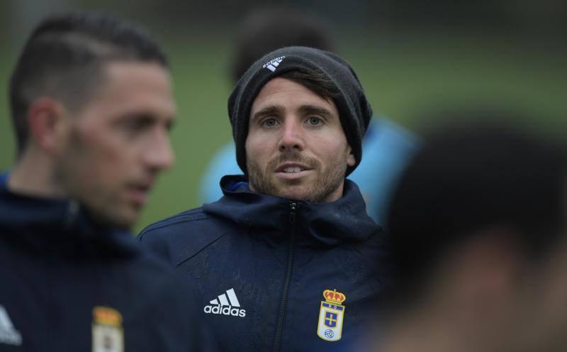 Entrenamiento del Real Oviedo (20-02)