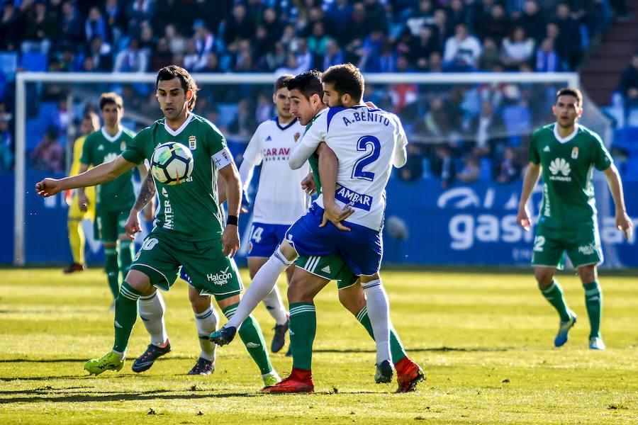 Zaragoza 2-1 Real Oviedo