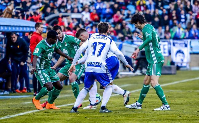 El Real Oviedo pierde fuelle