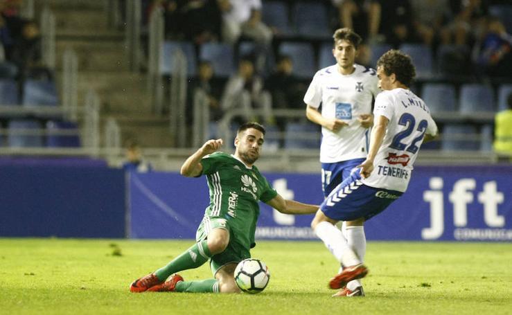 Tenerife 3-1 Real Oviedo, en imágenes