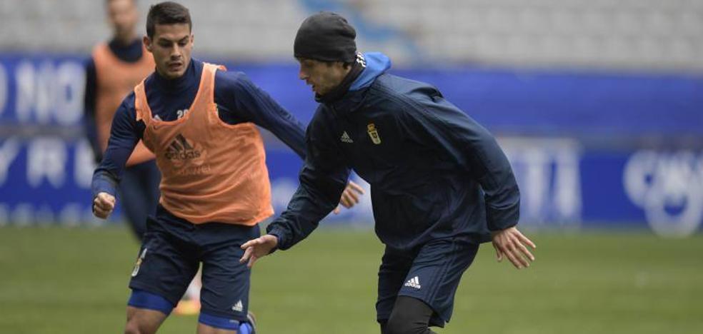 Real Oviedo | «Debemos pensar solo en jugar bien y en ganar»