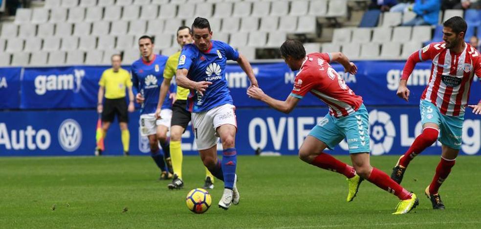 El Real Oviedo se enfrentará a domicilio al Lugo el domingo 8 de abril