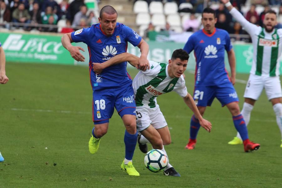 El Córdoba 1-1 Real Oviedo, en imágenes