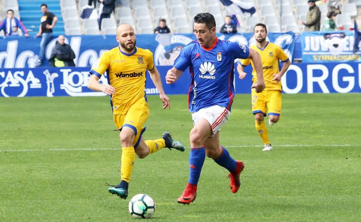 Las mejores imágenes del Real Oviedo - Alcorcón