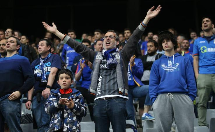 ¿Estuviste en el Real Oviedo 1-2 Valladolid? ¡Búscate!