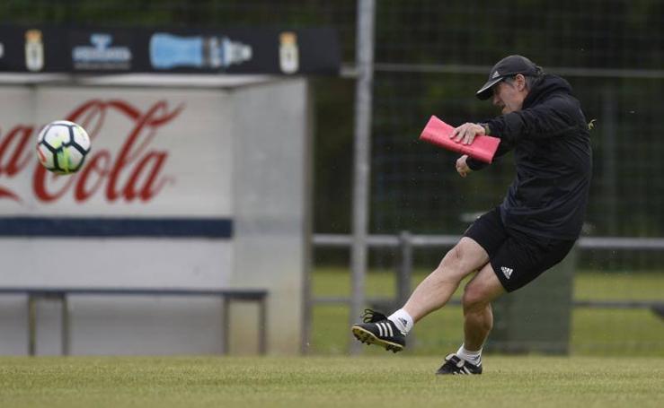 Entrenamiento Real Oviedo (10-05-2018)