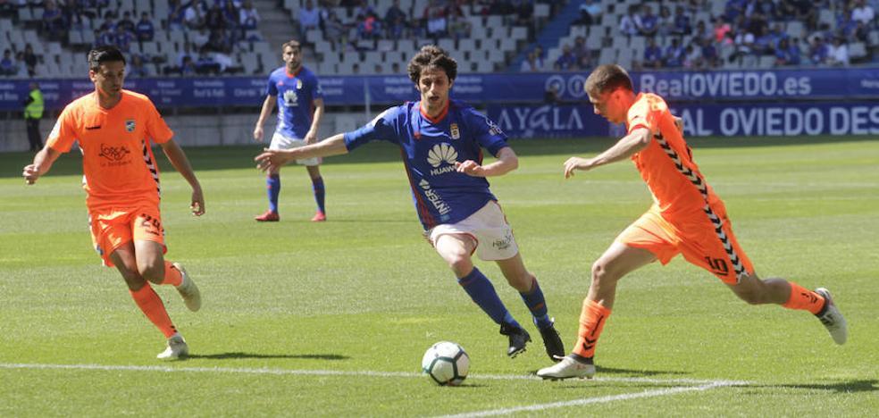 La Liga denuncia insultos a Gijón en el Real Oviedo-Lorca de la pasada jornada