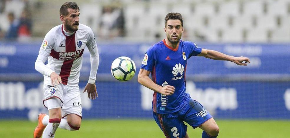 Un gol niega la gloria al Oviedo (Real Oviedo 2-1 Huesca)