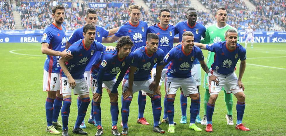 El Real Oviedo cuenta con 15 jugadores con contrato para la próxima temporada