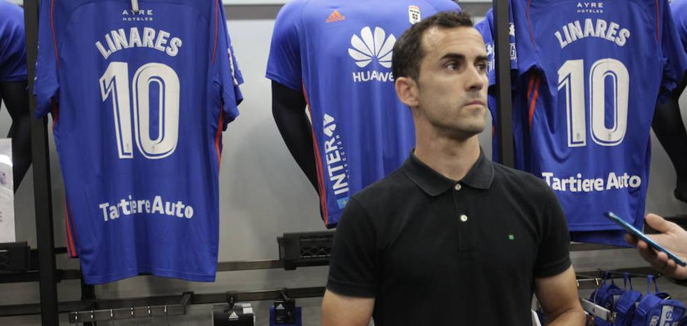 Linares: «Si sigo seré el hombre más feliz del mundo y si no, el más orgulloso»