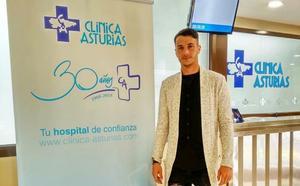 Real Oviedo | La medular azul gana enteros con Tejera