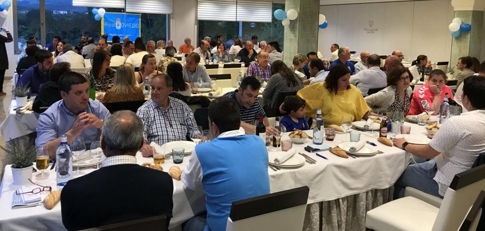 La Peña Azul Sonso celebra su IX aniversario