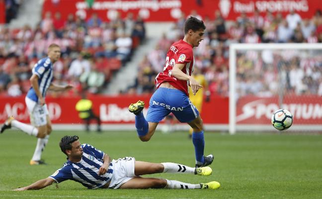 Real Oviedo | Javi Muñoz, apuesta de futuro
