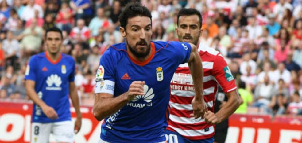 El Real Oviedo sale a la caza del gol