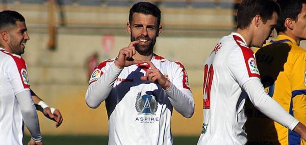 Rodri cierra su incorporación al Granada