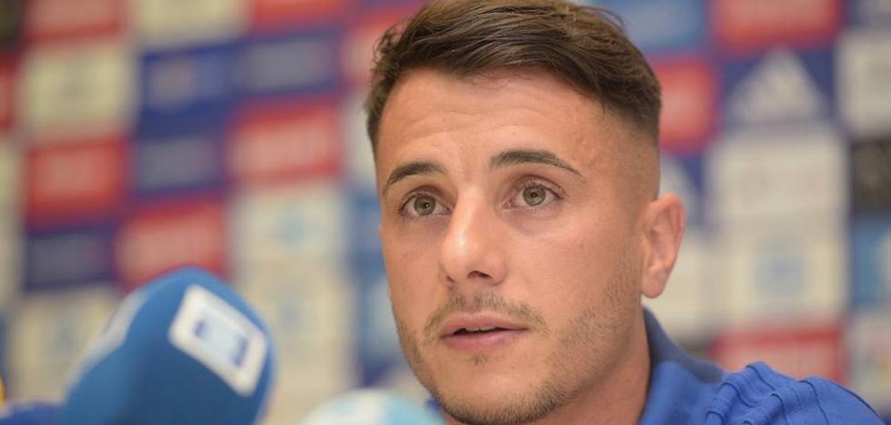 «El Oviedo es un club ambicioso, quiero mejorar y este es un sitio espectacular para hacerlo»