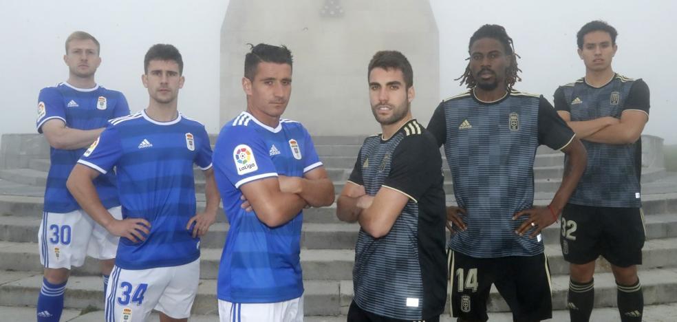 El Real Oviedo descubre su piel