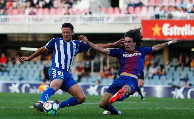Javi Muñoz se acerca al Real Oviedo