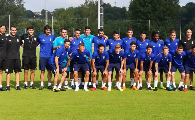 El Real Oviedo 2018/2019 ya está en marcha